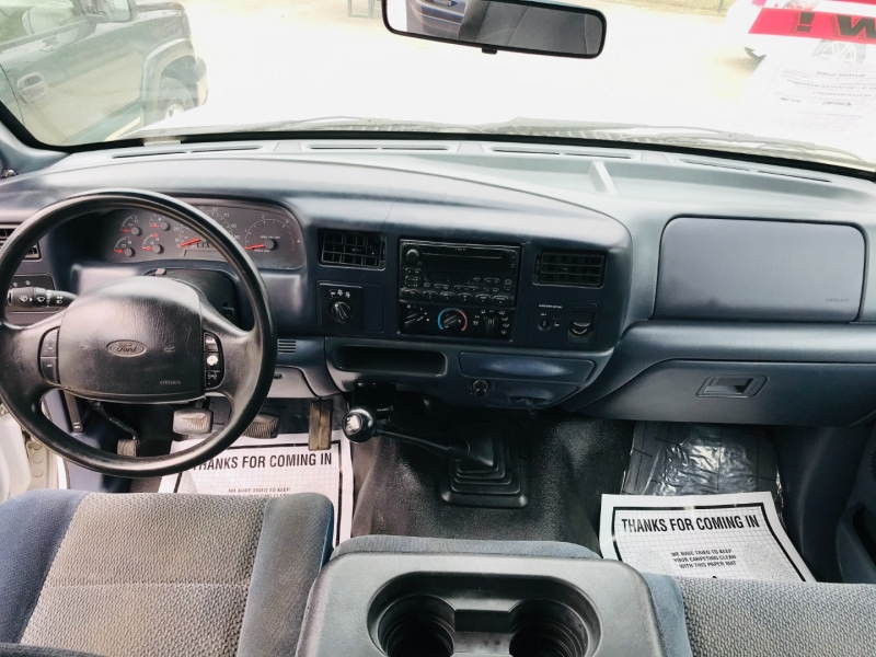 Ford Super Duty F-250 2001 price $10,995