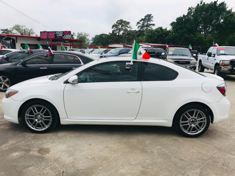 Scion tC 2010 price $7,995