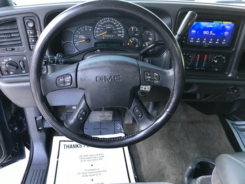 GMC Sierra 1500 Classic 2007 price $10,995