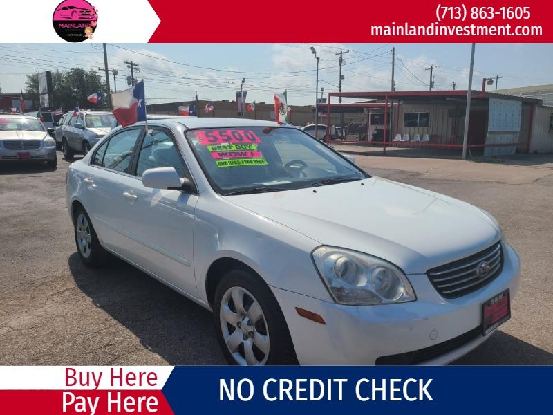 Kia Optima 2008 price $4,495
