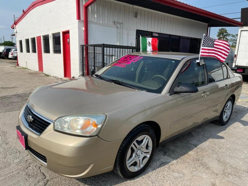 Chevrolet Malibu Classic 2008 price $4,500