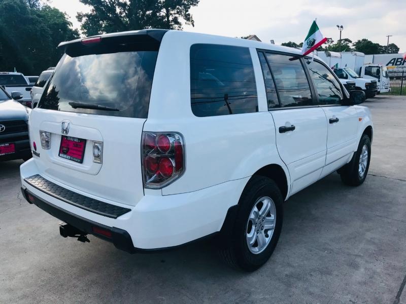 Honda Pilot 2007 price $7,500