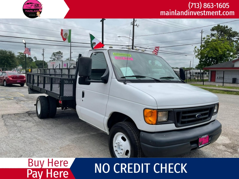 Ford Econoline Commercial Cutaway 2007 price $12,995