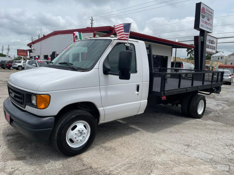 Ford Econoline Commercial Cutaway 2007 price $13,995