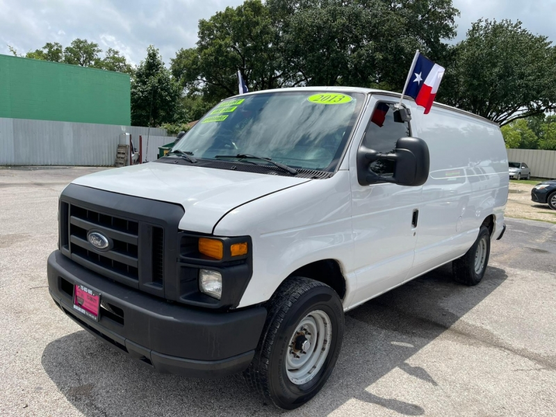 Ford Econoline Cargo Van 2013 price $14,995