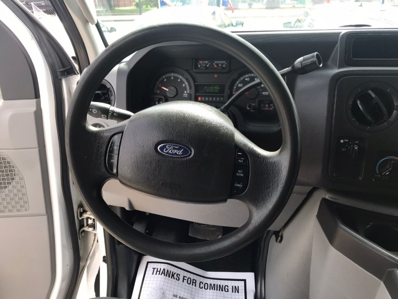 Ford Econoline Commercial Cutaway 2011 price $13,995