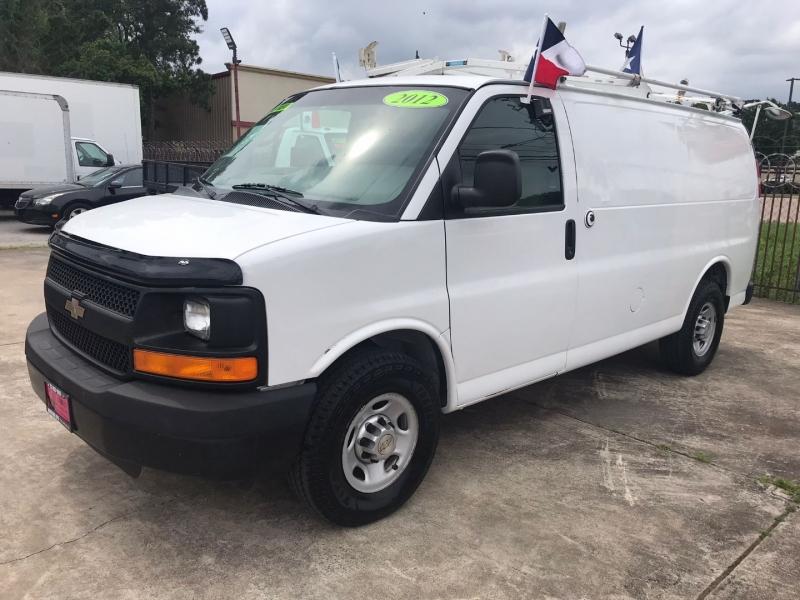 Chevrolet Express Cargo Van 2012 price $13,500