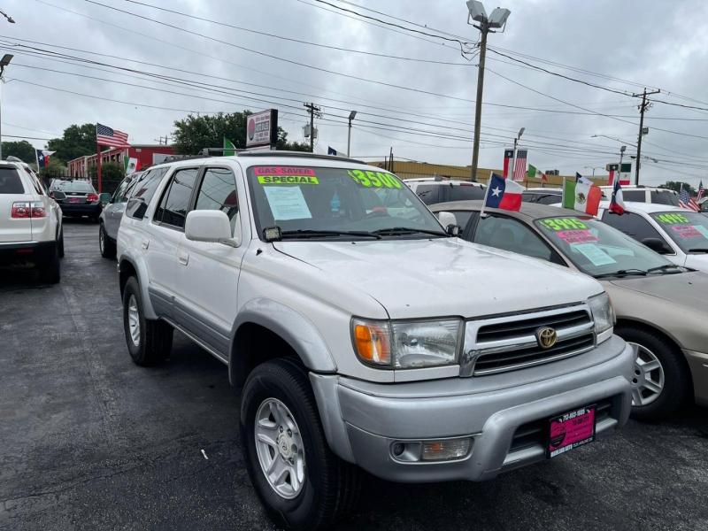 Toyota 4Runner 1999 price $3,500