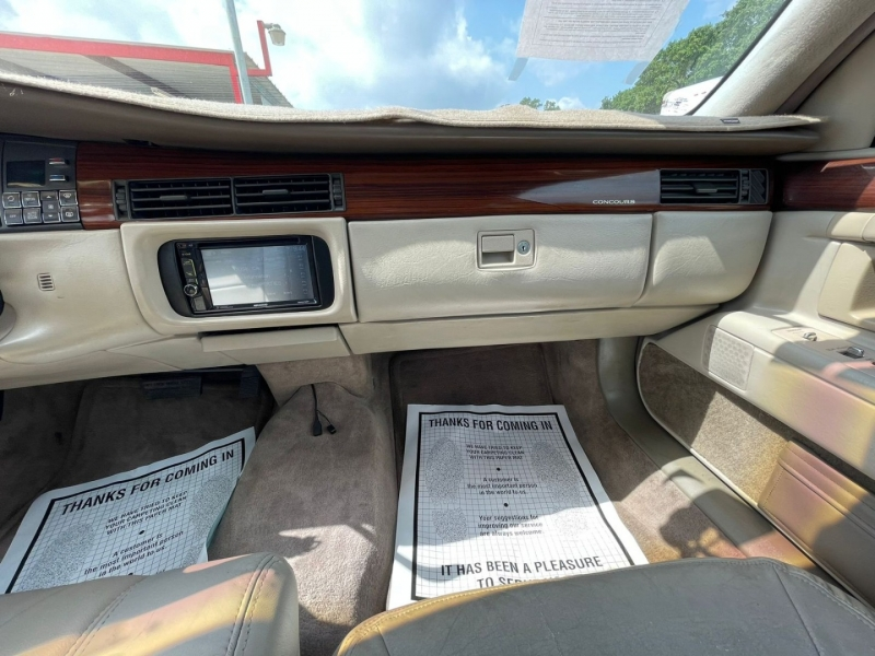 Cadillac Concours 1996 price $5,995