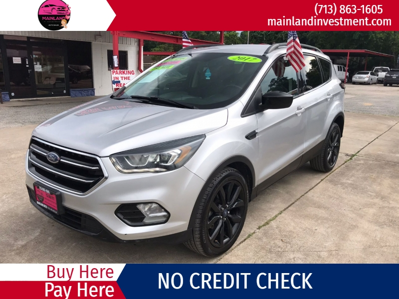 Ford Escape 2017 price $12,995