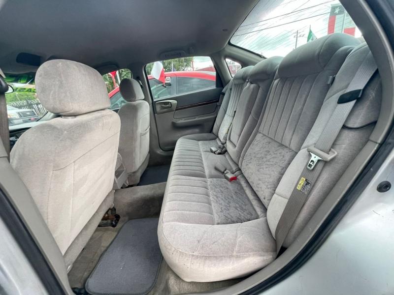 Chevrolet Impala 2003 price $5,995