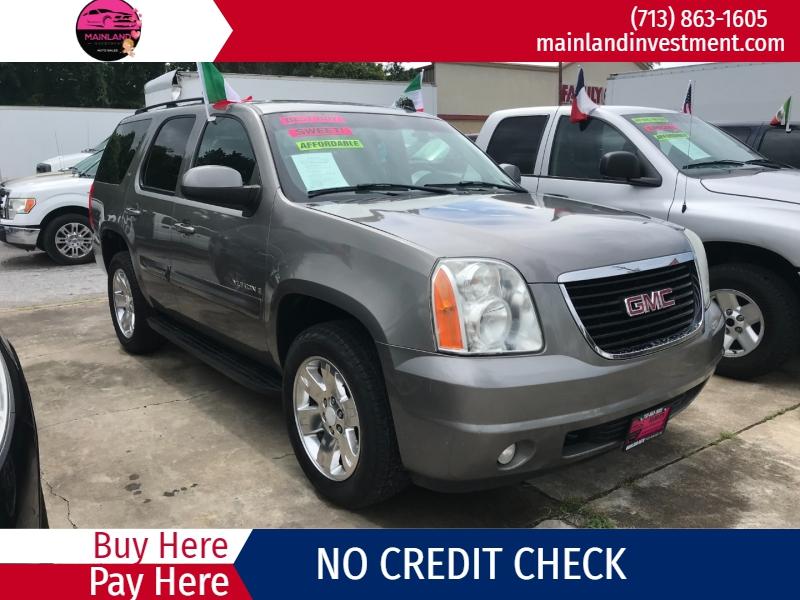 GMC Yukon 2007 price $13,500