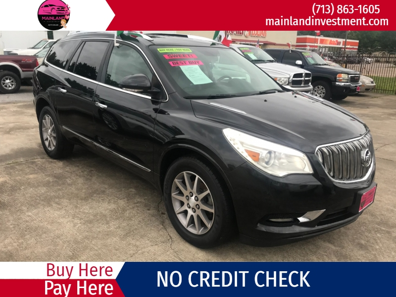Buick Enclave 2014 price $12,995