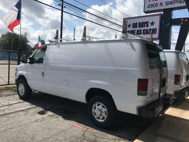 Ford Econoline Cargo Van 2012 price $17,995