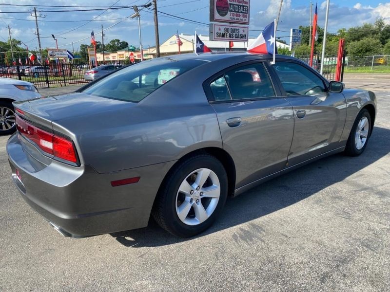 Dodge Charger 2012 price $12,995