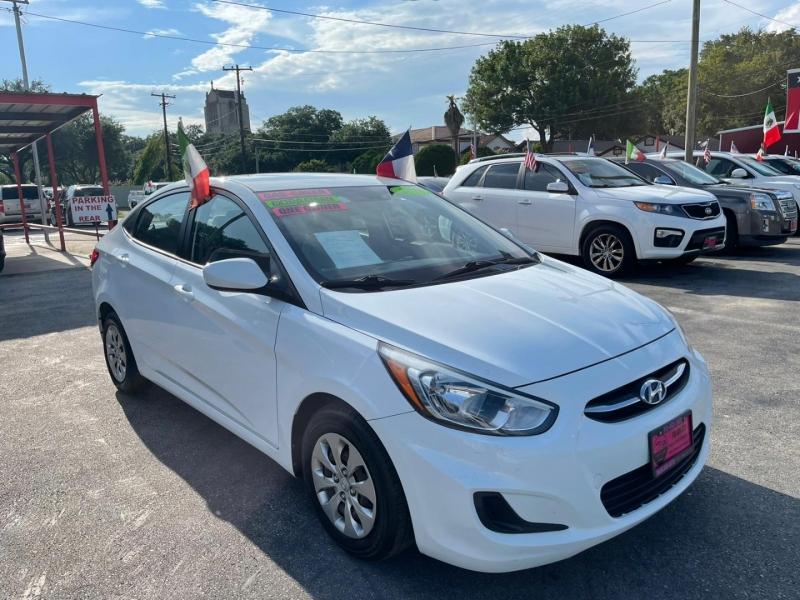 Hyundai Accent 2016 price $7,995