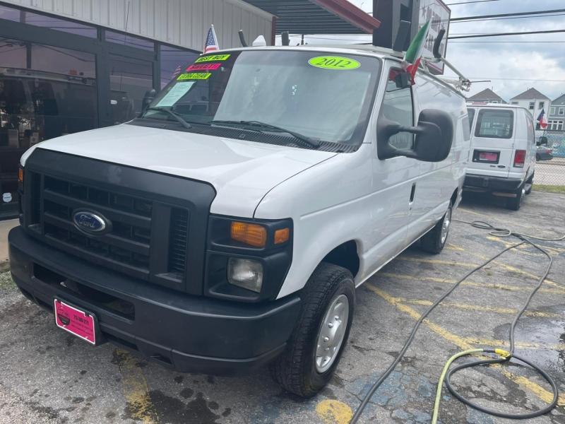 Ford Econoline Cargo Van 2012 price $16,995