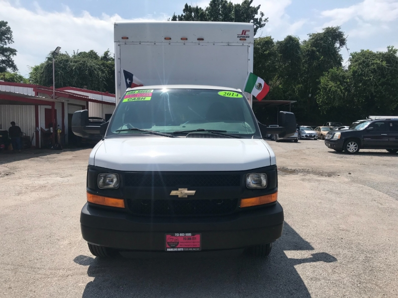 Chevrolet Express Commercial Cutaway 2014 price $19,995
