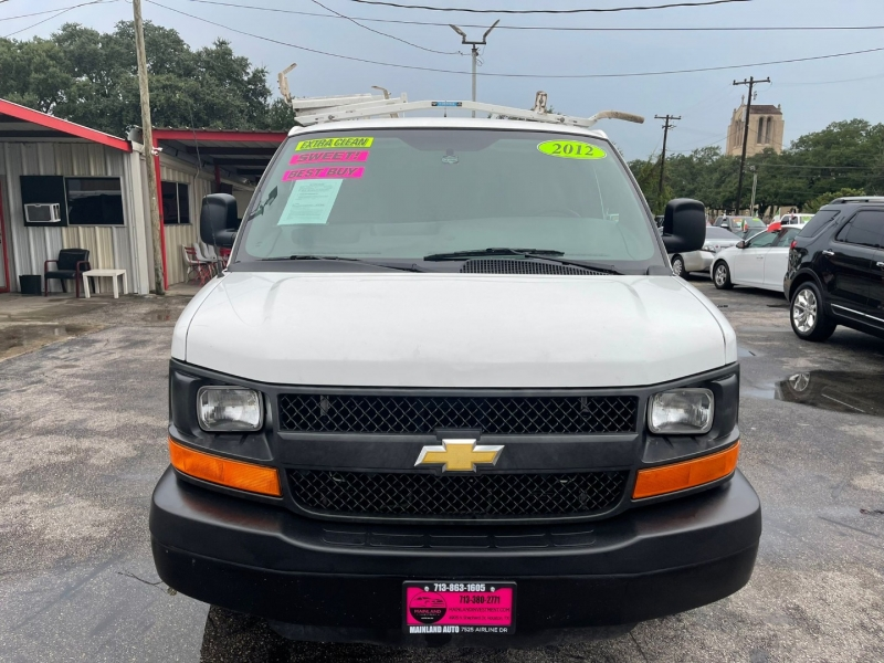 Chevrolet Express Cargo Van 2012 price $15,995
