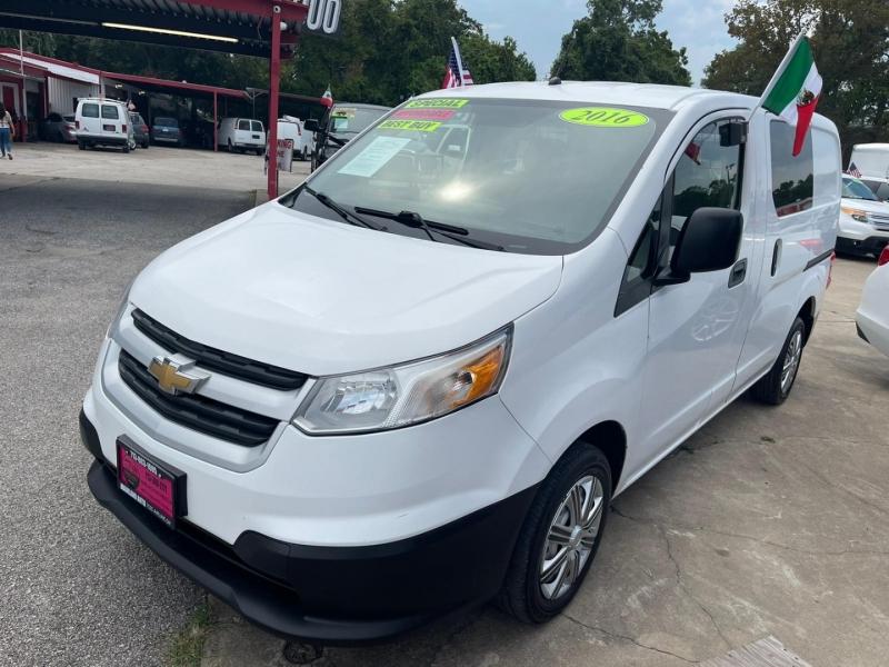 Chevrolet City Express Cargo Van 2016 price $12,995