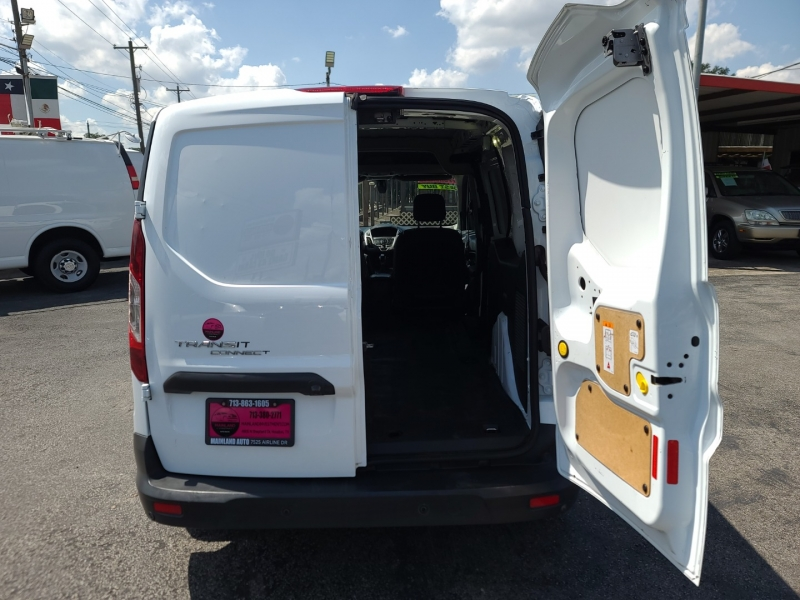 Ford Transit Connect 2017 price $13,995