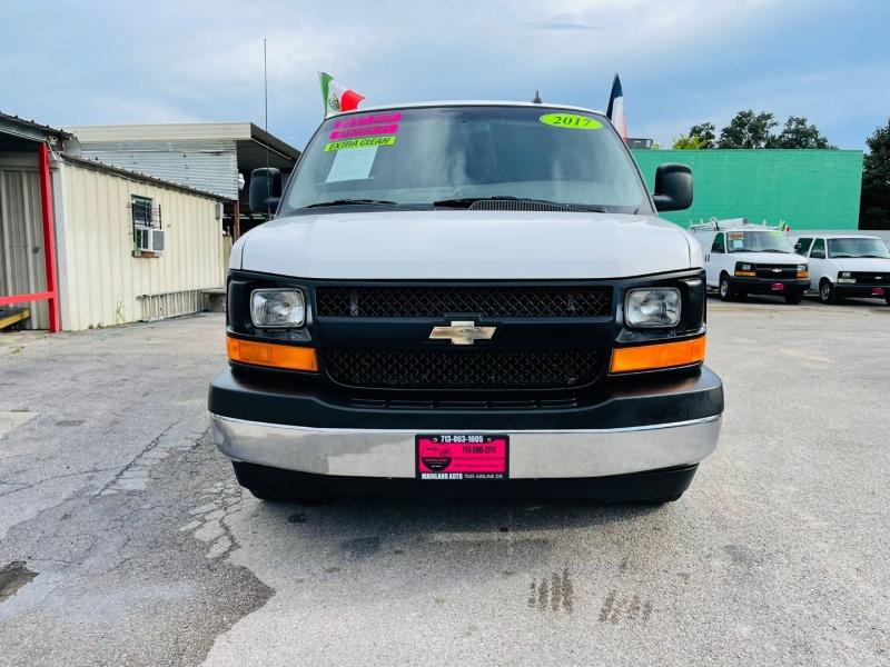 Chevrolet Express Cargo Van 2017 price $18,995