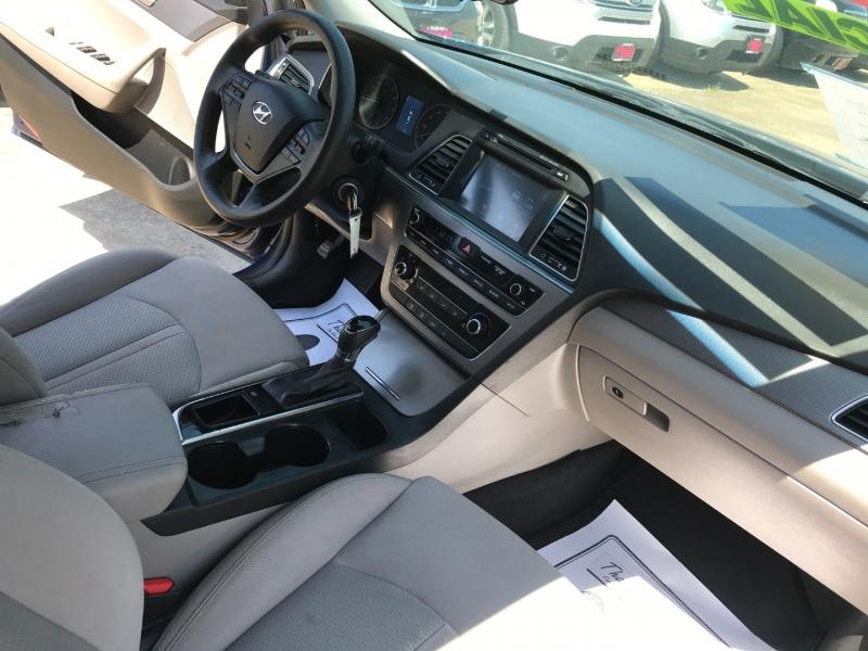 Hyundai Sonata 2016 price $9,995