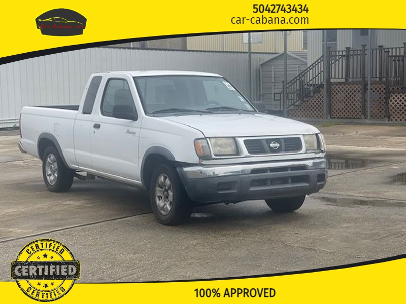 NISSAN FRONTIER 2000 price $99 Down
