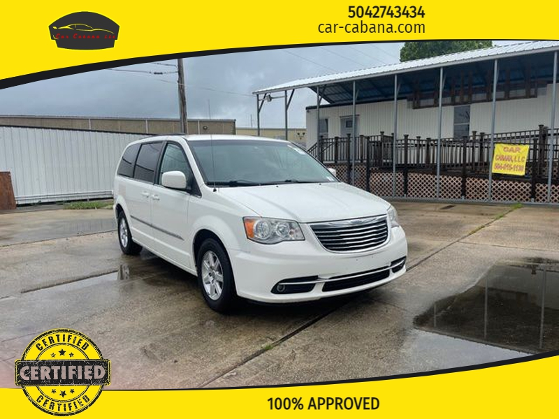CHRYSLER TOWN & COUNTRY 2013 price $99 Down