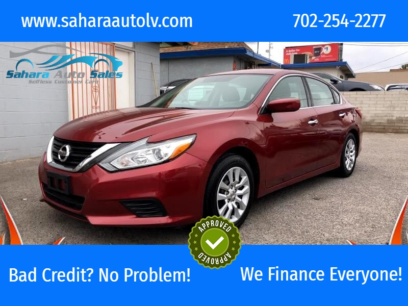 Nissan Altima 2016 price $10,998