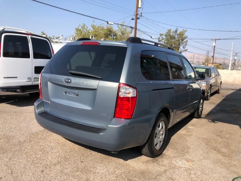Kia Sedona 2008 price $6,600
