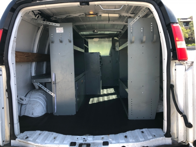 Chevrolet Express Cargo Van 2012 price $11,500