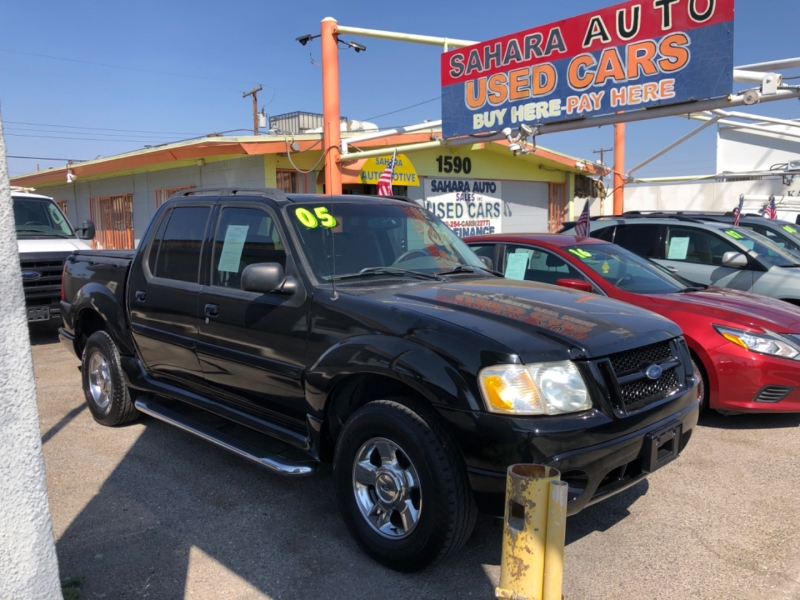 Ford Explorer Sport Trac 2005 price $8,500