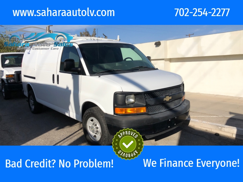 Chevrolet Express Cargo Van 2013 price $14,500