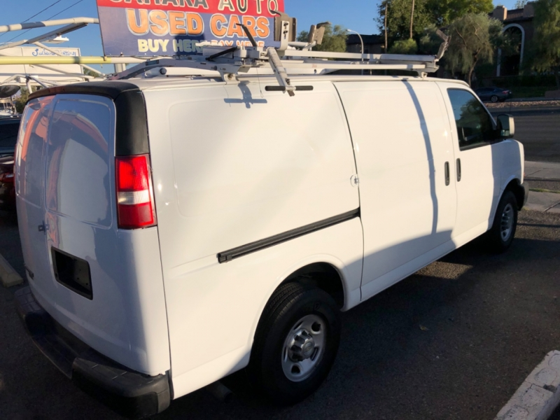 Chevrolet Express Cargo Van 2010 price $11,600