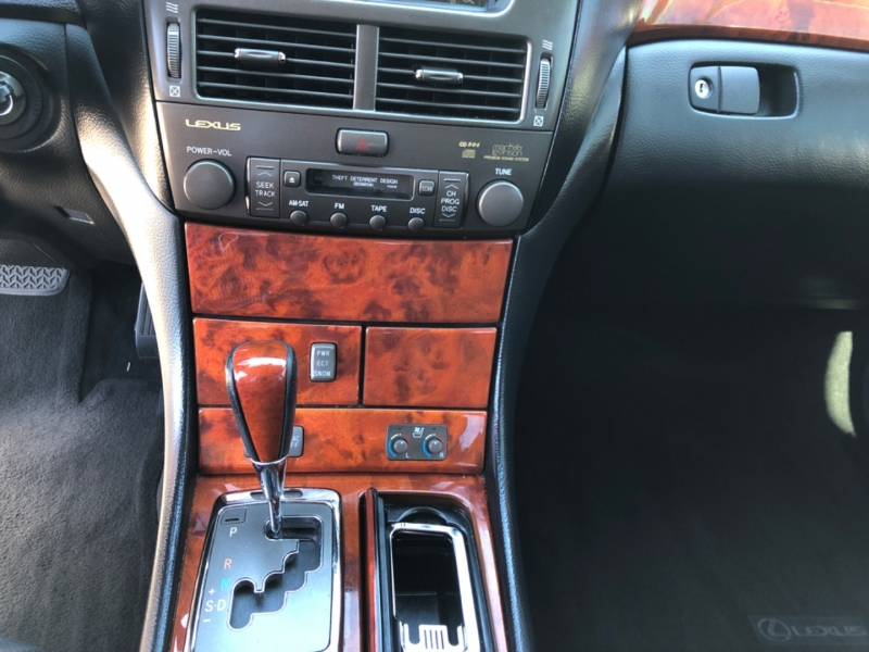 Lexus LS 430 2006 price $8,500