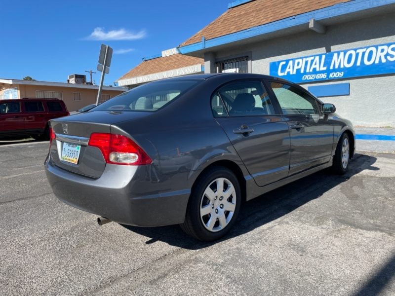 Honda Civic Sdn 2009 price $7,500