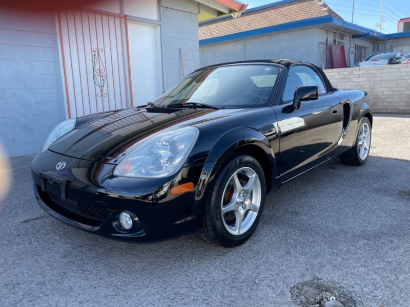 Toyota MR 2 2003 price $10,500