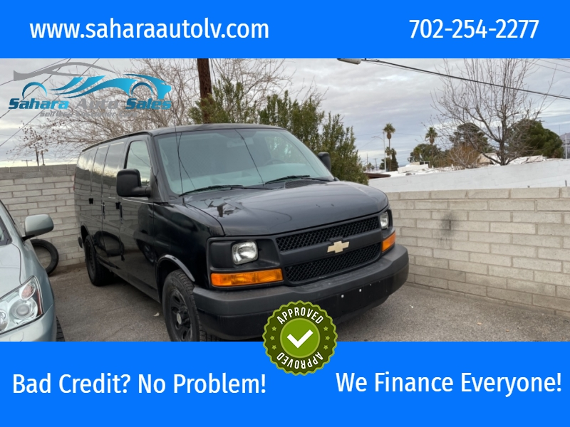 Chevrolet Express Cargo Van 2013 price $10,995
