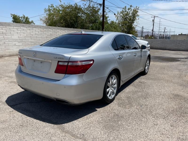 Lexus LS 460 2007 price $12,500