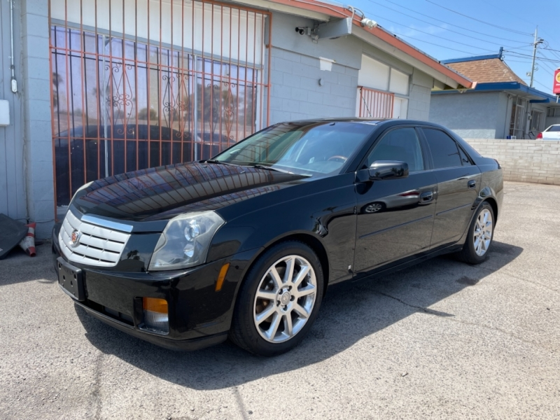 Cadillac CTS 2007 price $7,999