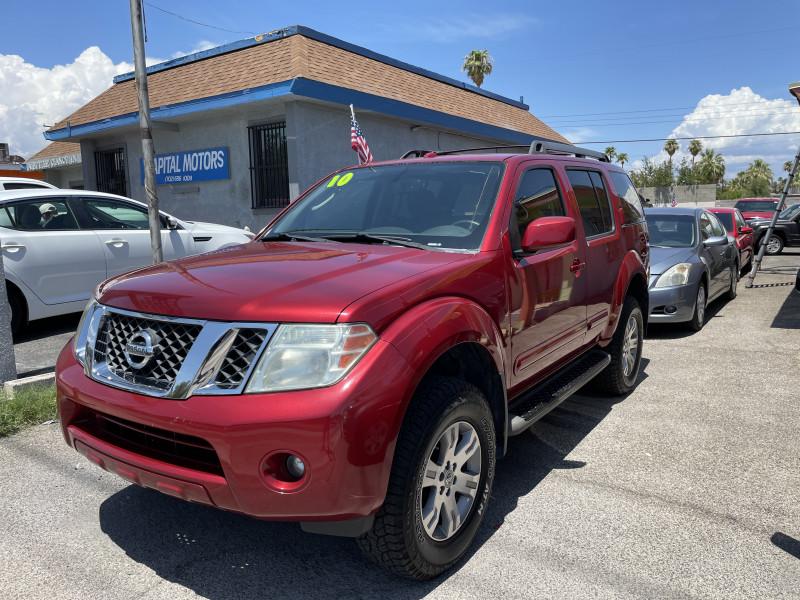 Nissan Pathfinder 2010 price $9,995