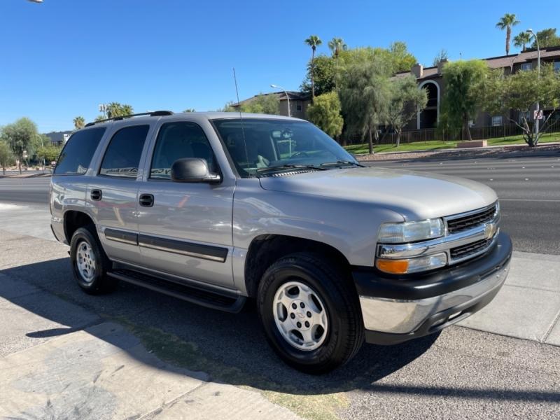Chevrolet Tahoe 2004 price $9,500