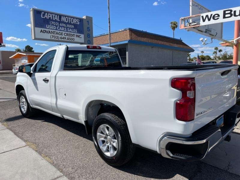 Chevrolet Silverado 1500 2020 price $30,995