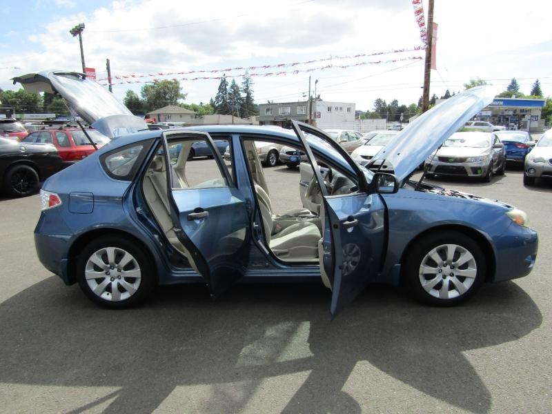 Subaru Impreza Wagon (Natl) 2008 price $7,977