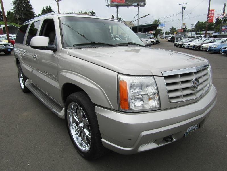 Cadillac Escalade ESV 2006 price $8,477