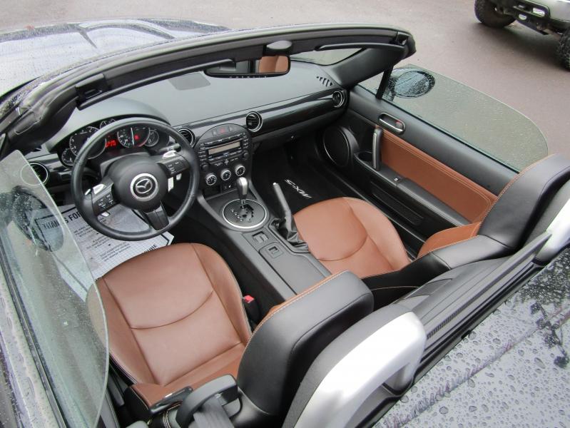 Mazda MX-5 2015 price $16,977
