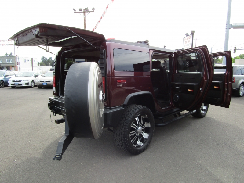 Hummer H2 2007 price $15,977