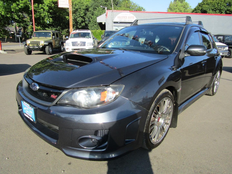 2011 Subaru Impreza Wagon Wrx 5dr Man Wrx Sti Volstice Auto Dealership In Milwaukie