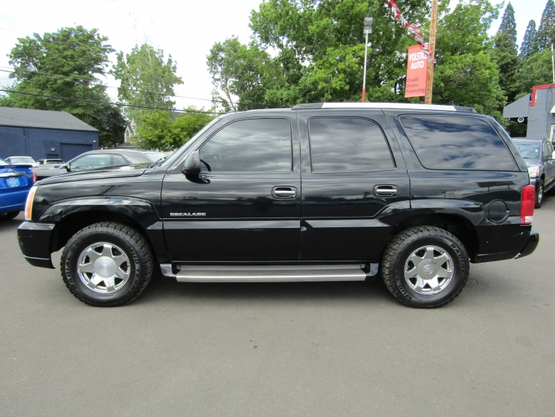 Cadillac Escalade 2005 price $6,477